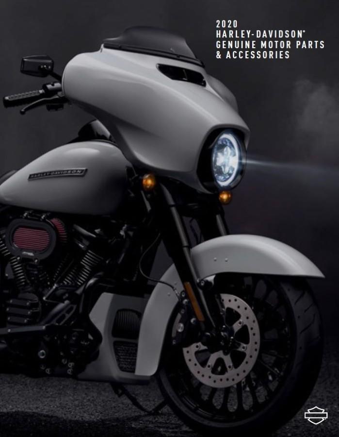 Accessoires Harley-Davidson 2020