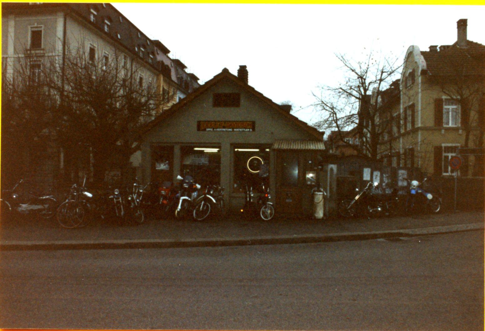 Trimoto à Bienne