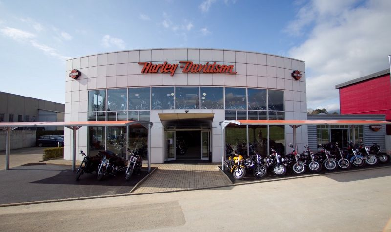 Trimoto SA Cortaillod Harley-Davidson Neuchatel